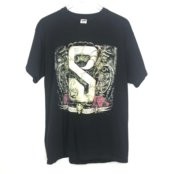 Fruit of the Loom Other - Scorpions 2010 World Tour Band Graphic Tee A020484